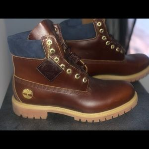 Timberland Boots from Macy's exclusive